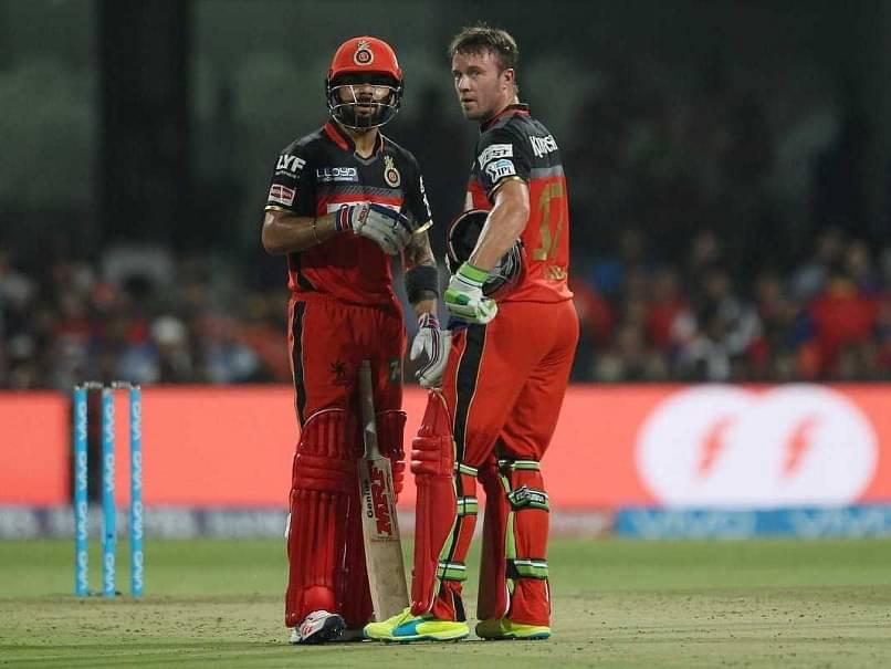 Virat Kohli wishes AB de Villiers All the Best after retirement