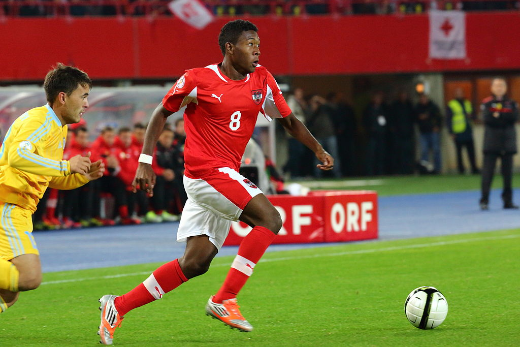 Alaba could make a huge difference in Euro 2016 Austria vs Hungary