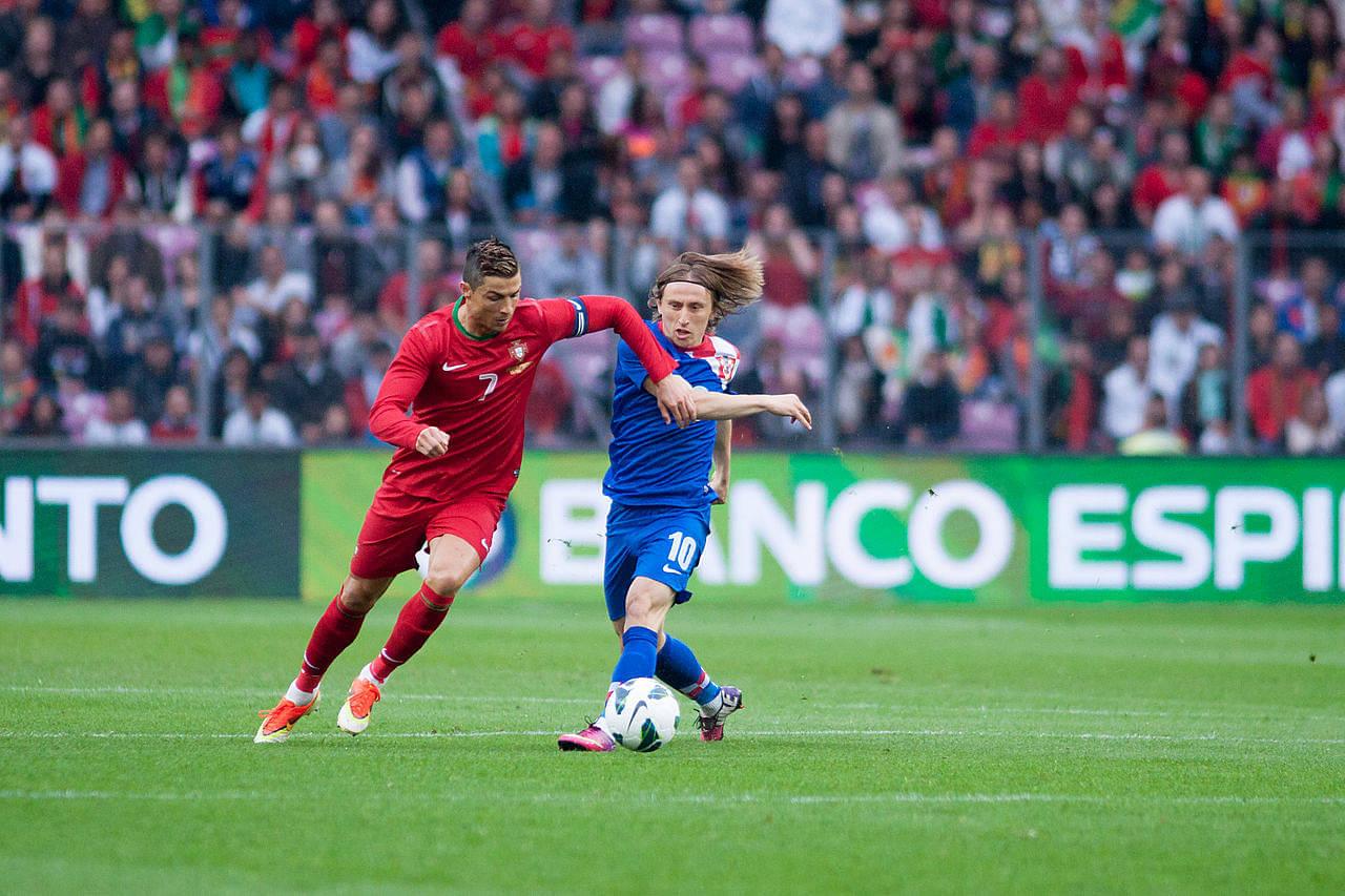 Ronaldo and Modric will play key roles in Euro 2016 Croatia vs Portugal