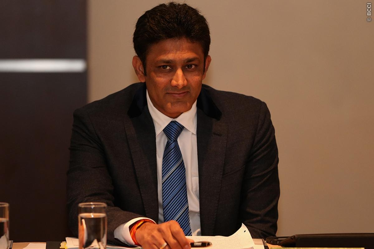 Anil Kumble will begin his first West Indies vs India test series on 21st july