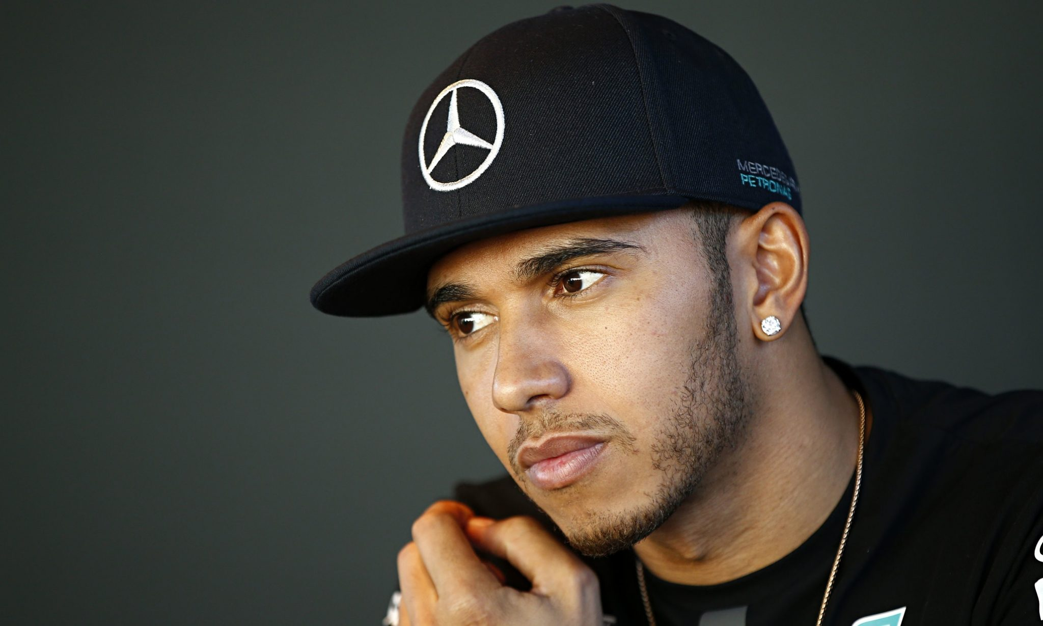 Hamilton wins again
