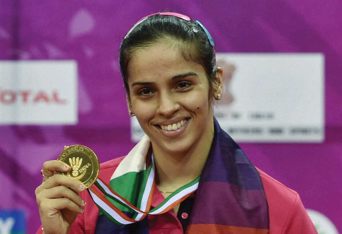 Saina Nehwal is the biggest hope for Indian Badminton at Olympics 2016