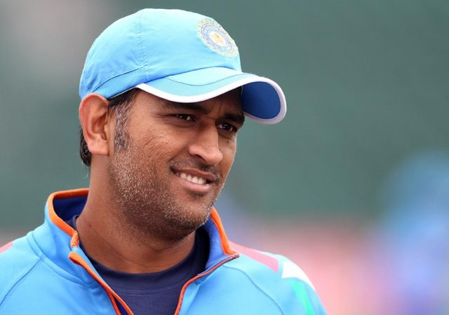 MS Dhoni said while it was his last game as captain in the Blue, he will lead the team in the franchise-based league in the future.