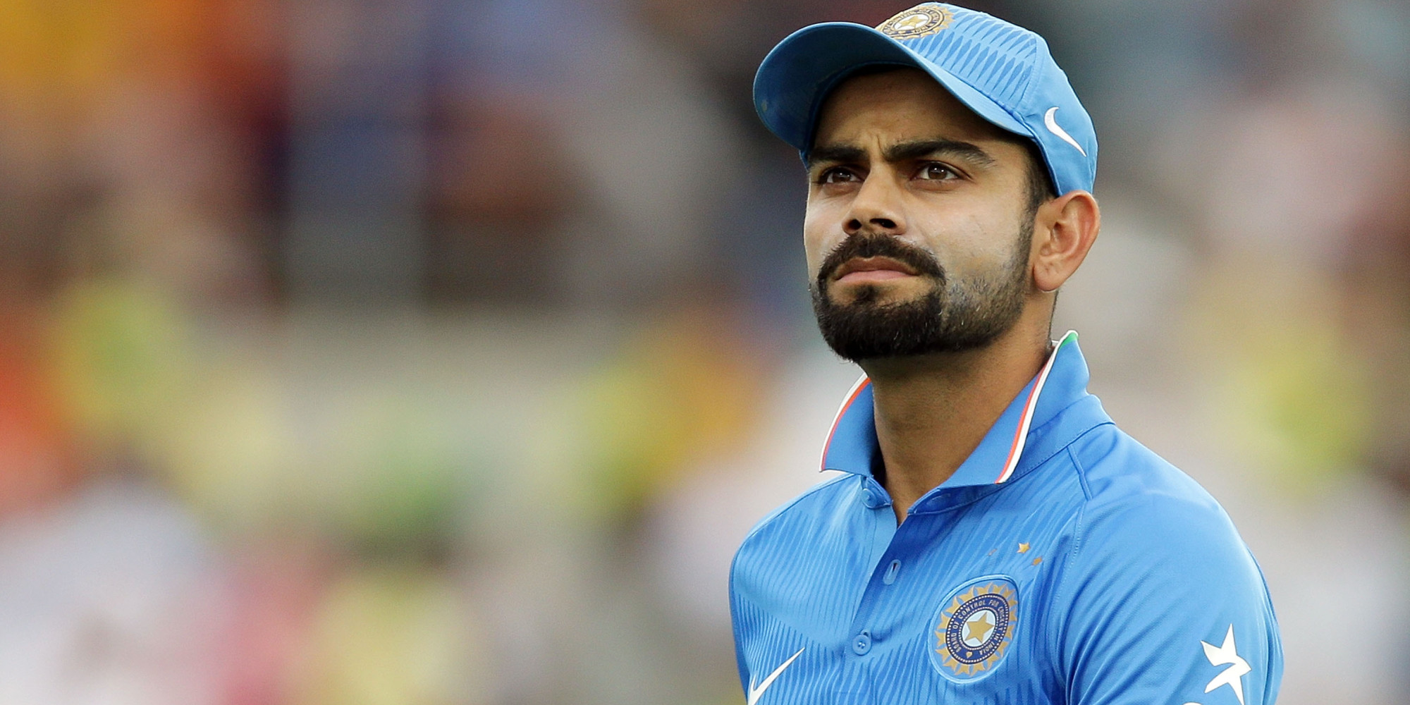 Virat Kohli sole Indian in the Forbes List
