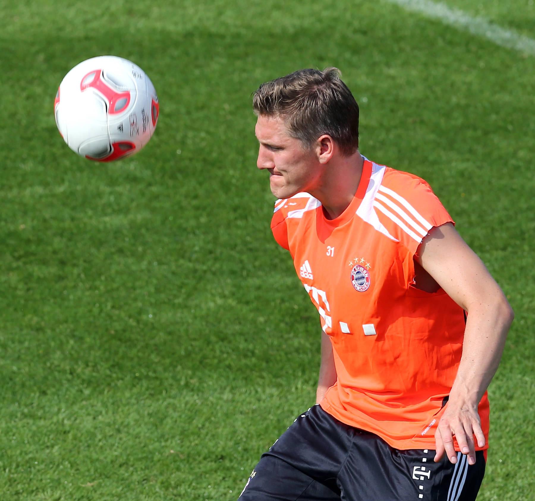 Schweinsteiger has been cast out by Mourinho