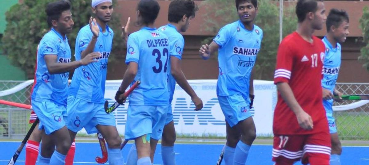 India beat Pakistan to enter U-18 Asia Cup hockey final