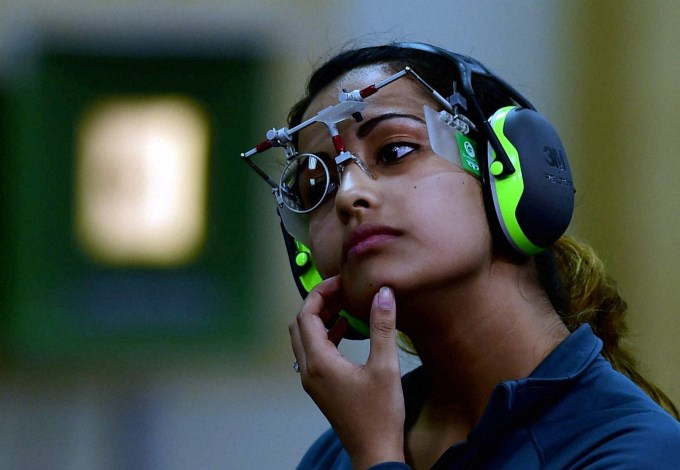 Former World Number 1 Shooting champion Heena Sidhu decided to pull out of the Asian Airgun Shooting Championship.
