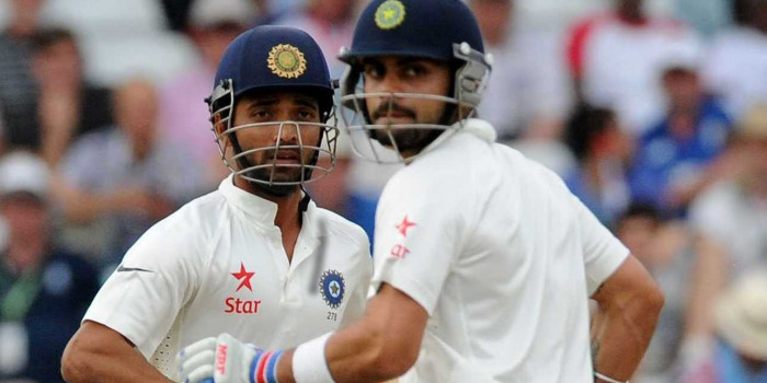 Ajinkya Rahane to lead the Indian Test side against Afghanistan in the absence of Kohli
