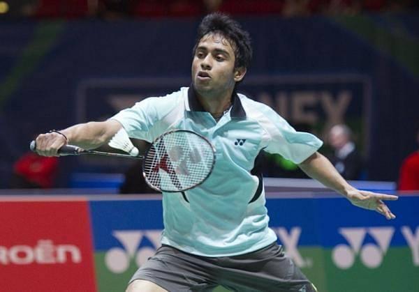 Sourabh Verma wins Men's Singles title