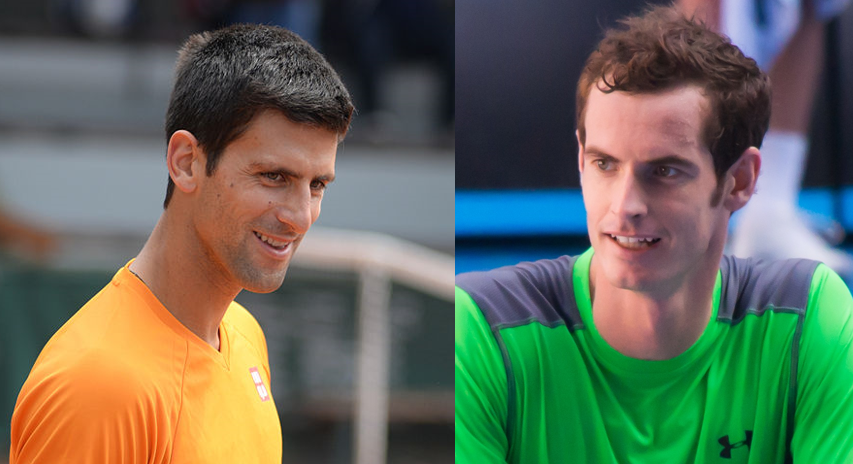 Andy Murray vs Novak Djokovic