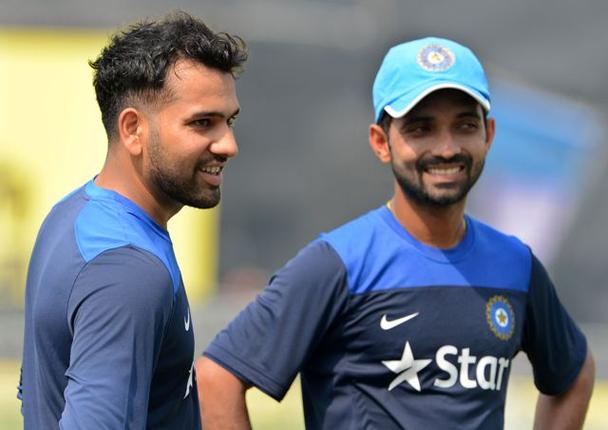 Player Battle to watch out: Rahane Vs Rohit | The SportsRush