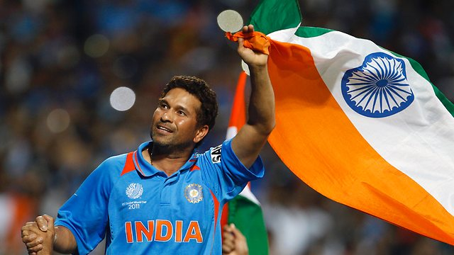 "National Anthem : The video was originally released last year before the 67th Republic Day and is titled ""The Sports Heroes""."