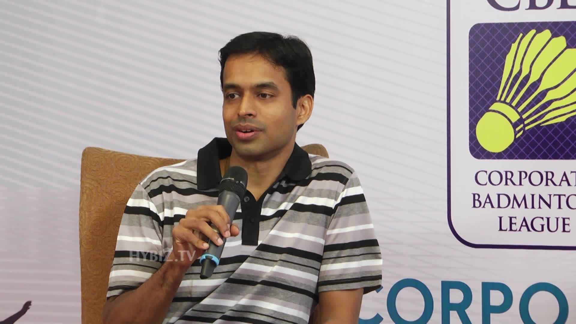 What did Pullela Gopichand say about the Indian Badminton scene ?