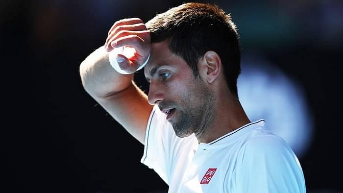 Chung upsets Djokovic