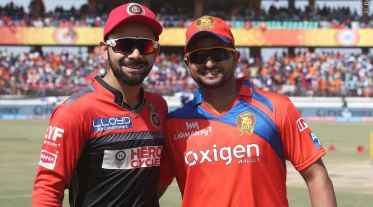 Predictions for Gujarat Lions vs Royal Challengers Bangalore