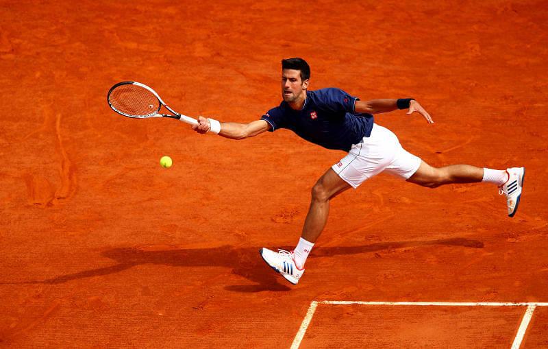 Djokovic says he hasn't forgotten how to play tennis