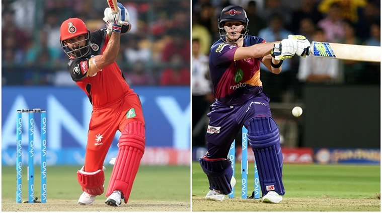 Predictions for Royal Challengers Bangalore vs Rising Pune Supergiant