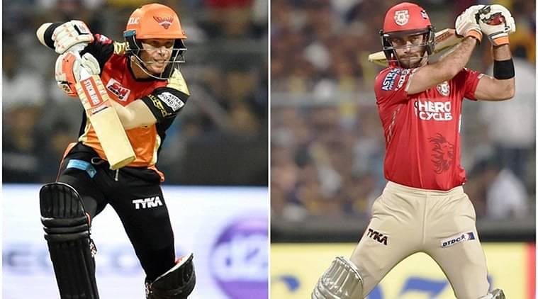 Predictions for Kings XI Punjab vs Sunrisers Hyderabad
