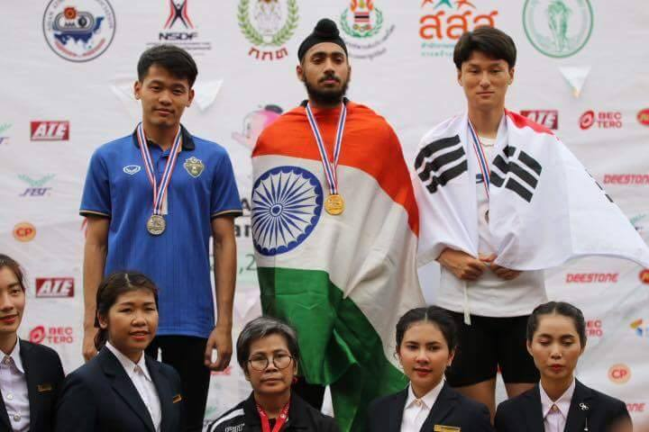 Indian Youth Shine in the Asian Youth Athletics Championship