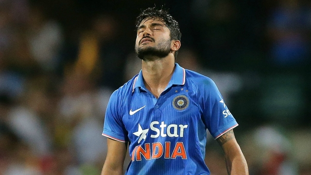 Manish Pandey ruled out of Champions Trophy