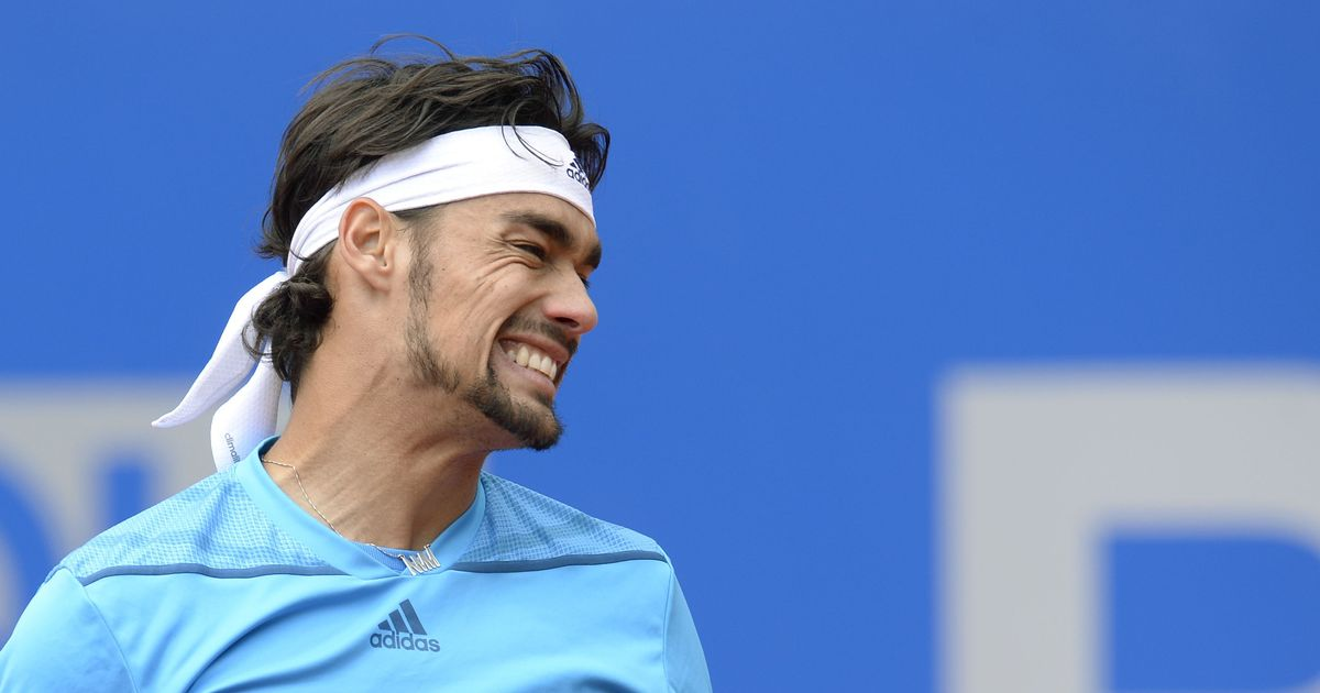 Fognini slams the scheduling at Rome Masters, shouts at the Chair Umpire as well Source: scroll.in