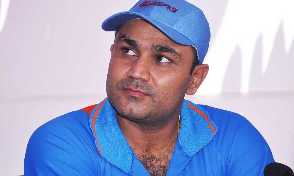 Virender Sehwag mocks Pakistan and Bangladesh with a witty one liner