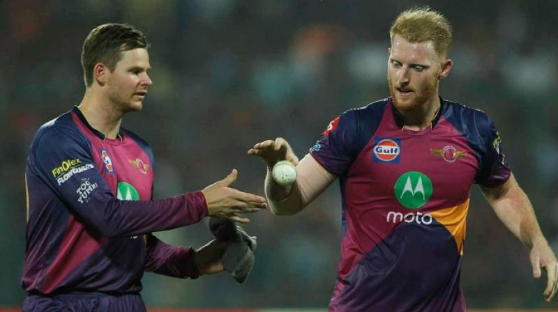Ben Stokes credits Steve Smith Source: Deccan Chronicle