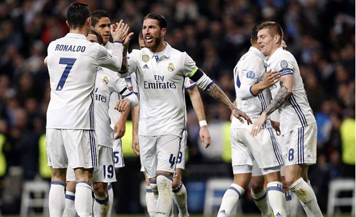 Real Madrid wins La Liga Source: FooTheBall