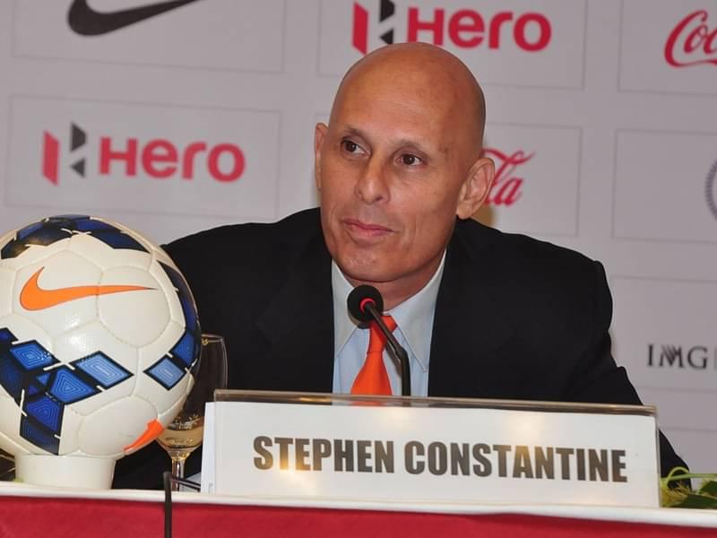 Stephen Constantine Source: SportsKeeda