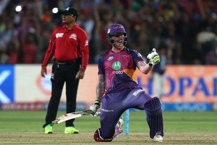 Ben Stokes Credits: Indian Express