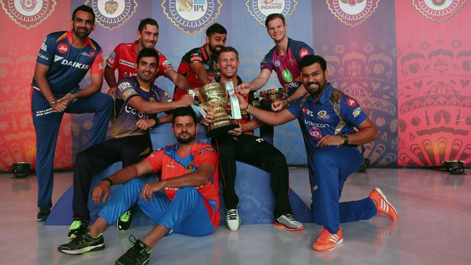 IPL decides its Title Sponsor Source: Hindustan Times