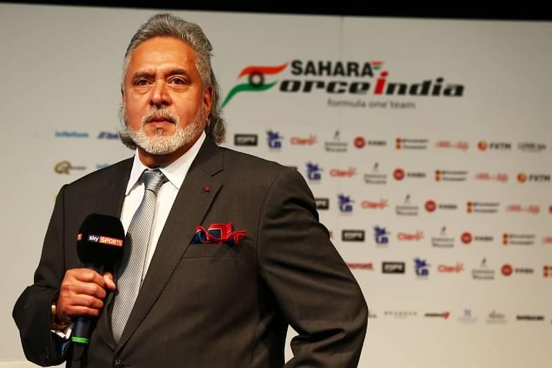 Vijay Mallya Source: Crash.net