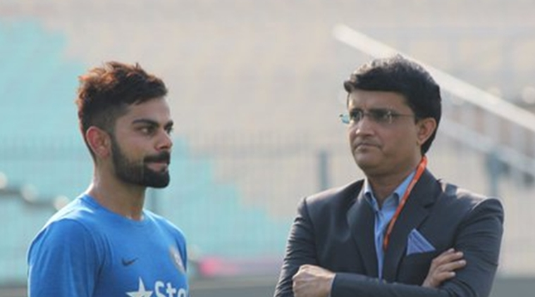 Sourav Ganguly Source: Indian Express