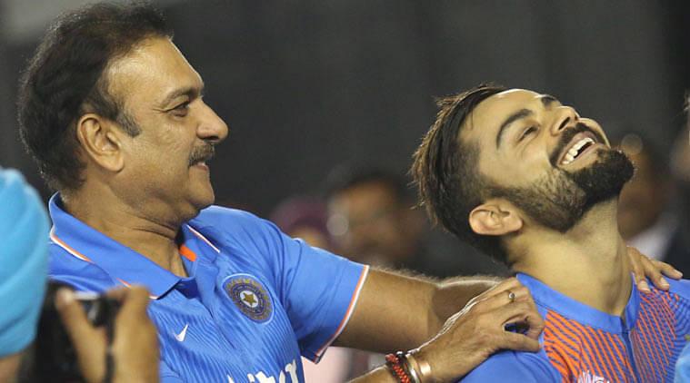 Ravi Shastri named Indian Cricket Coach