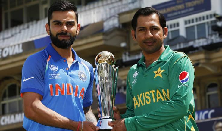 India-Pakistan Champions Trophy Final