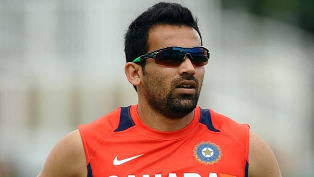 Zaheer Khan Source: Cricket Country