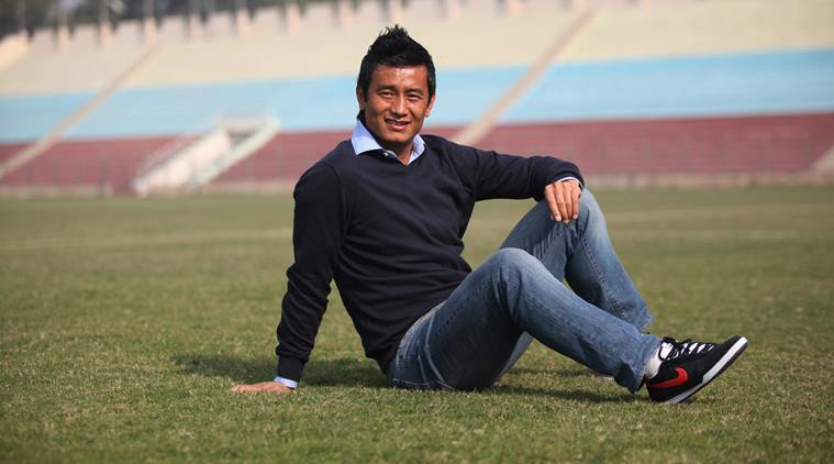 Bhaichung Bhutia set to join Premier Futsal Source: Indian Express