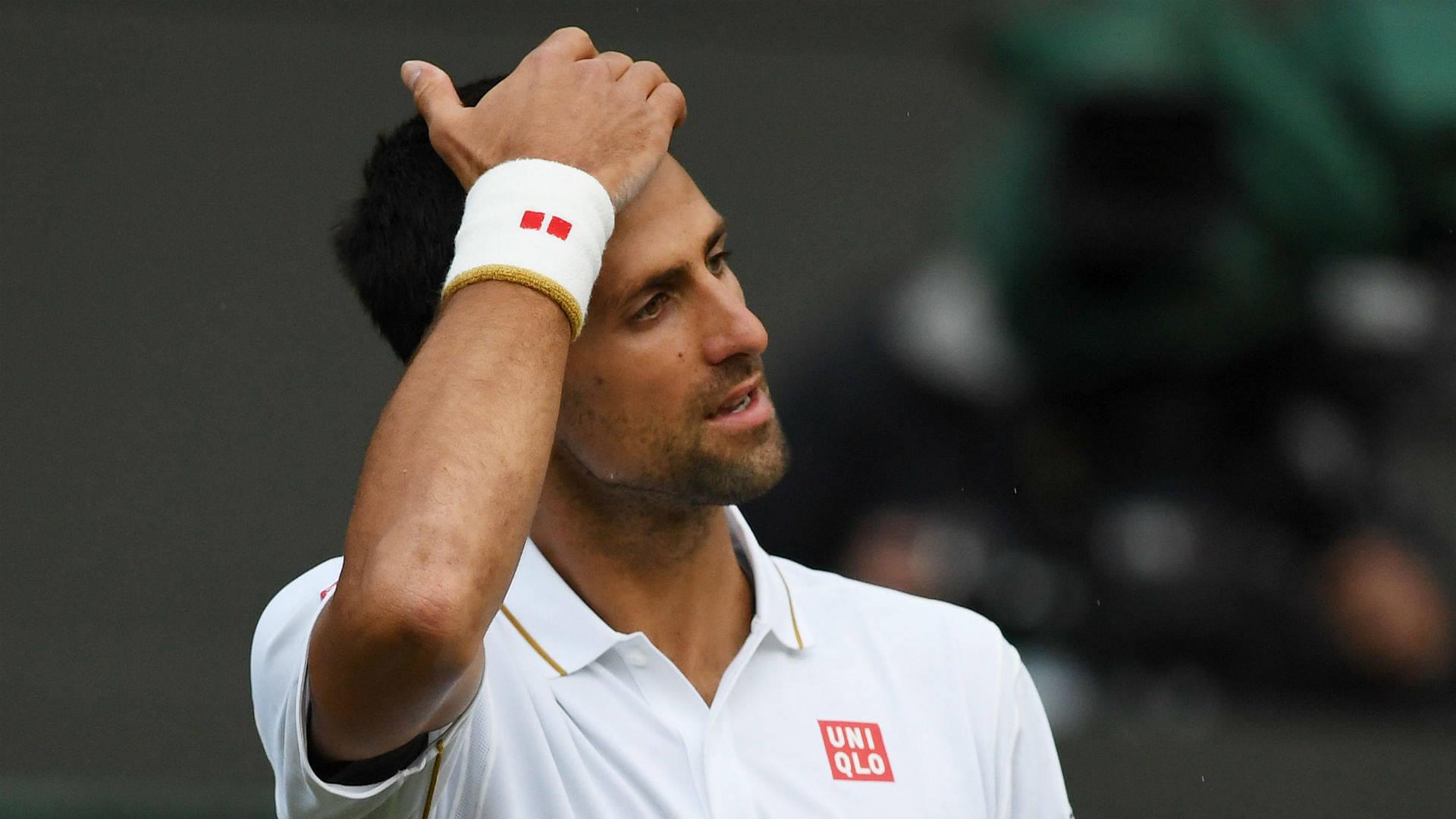 Novak Djokovic Source: Sporting Life