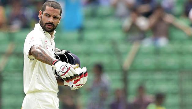 Shikhar Dhawan Source: Cricket Country