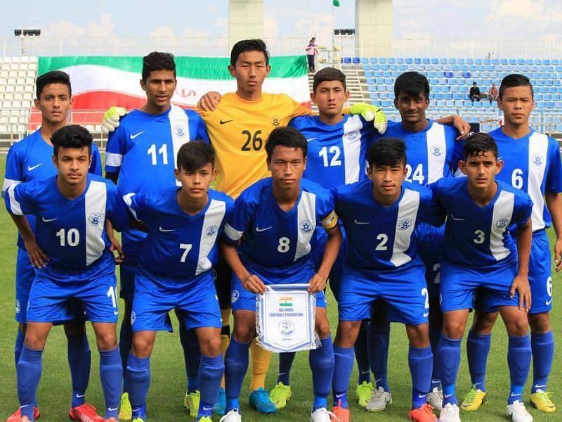 India hold Chile Source: Sportskeeda