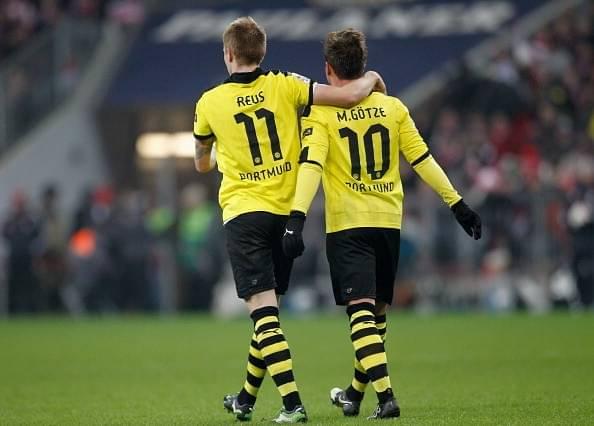 Footballing Friendships