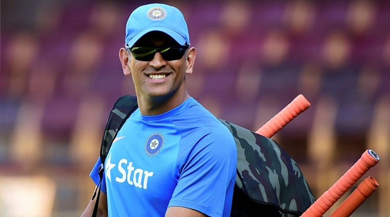 MS Dhoni Source: Indian Express