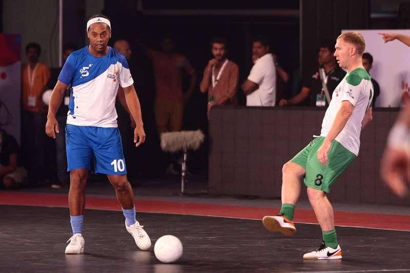 Ronaldinho Source: Sportskeeda