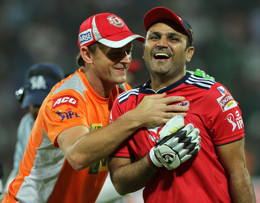 Adam Gilchrist teasing Virender Sehwag on Twitter is the funniest thing you  will see today | The SportsRush
