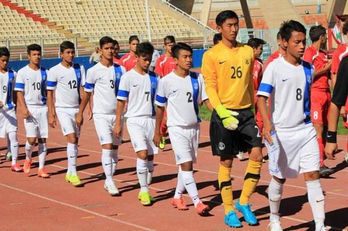 India U-16 Football Team