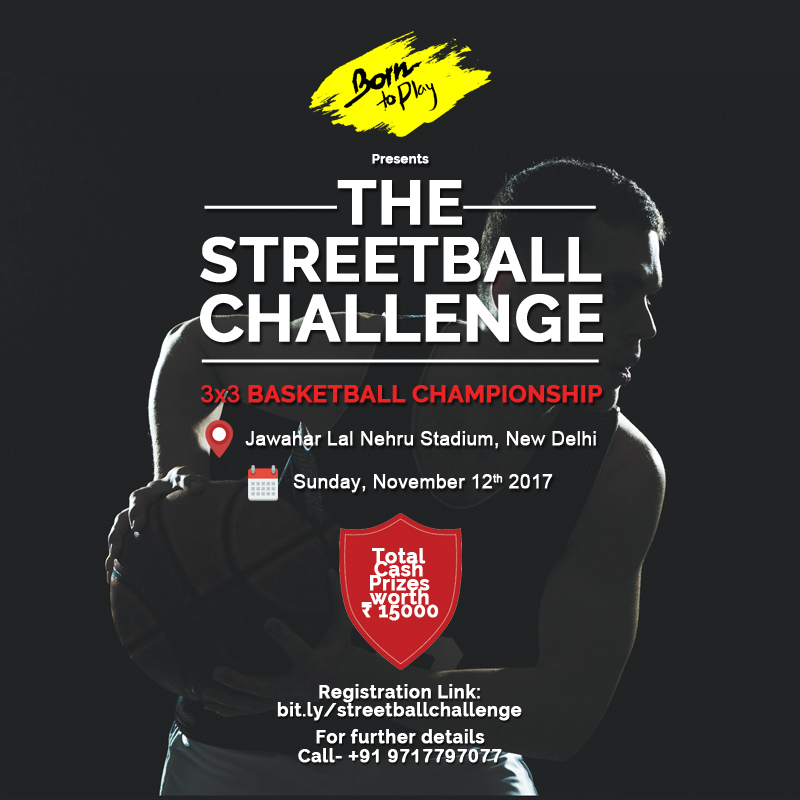 The StreetBall Challenge