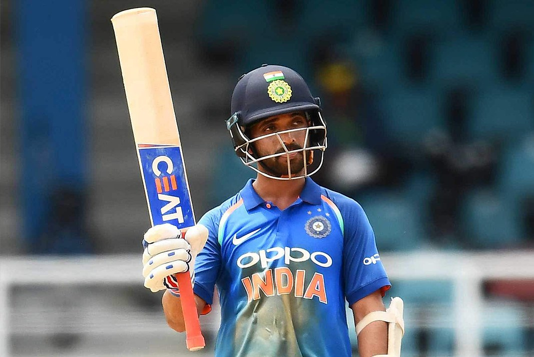 Sourav Ganguly wanted Ajinkya Rahane in place of Rayudu in India's ODI squad for England tour