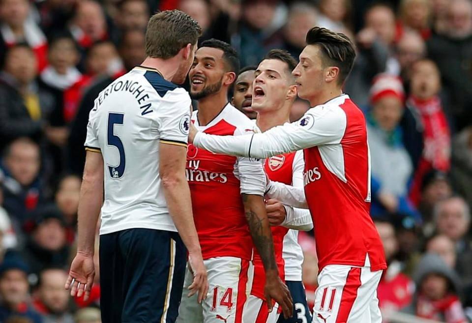 North London Derby Probable Lineups For Arsenal Vs Tottenham The Sportsrush