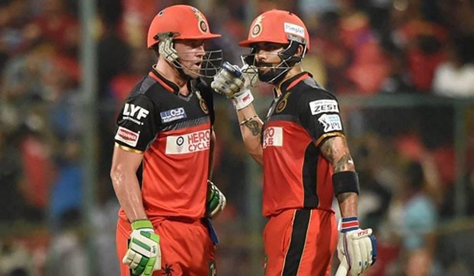 AB de Villiers backs MS Dhoni led CSK to win the title
