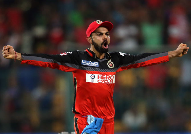 Virat Kohli disturbed due to no physical activity by 1/3rd of Indians in the last one year